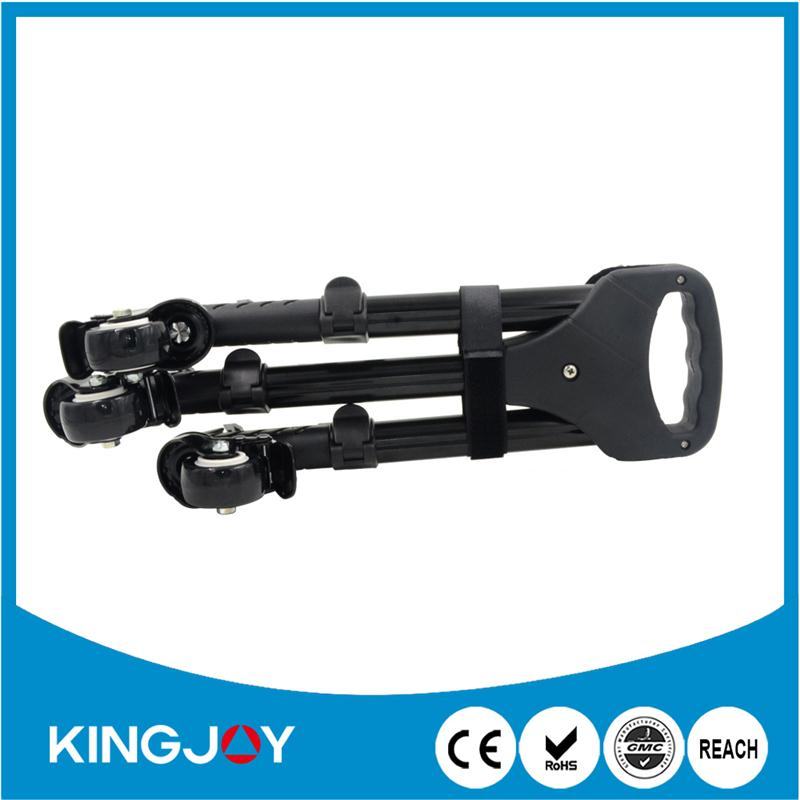 Kingjoy/AFI Moving Plant Pot track wheels Foldable for video/camera tripod Dolly VX-600D
