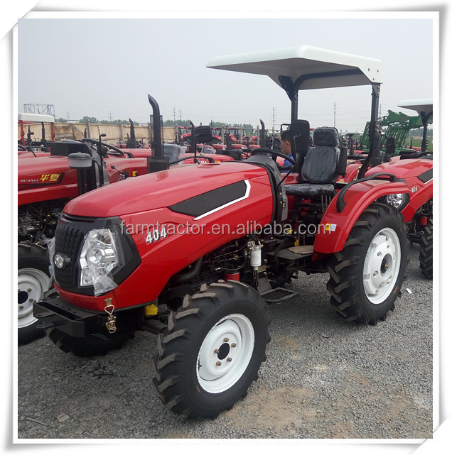 Farm tractors 30hp to 45hp with 8+8 shuttle gear shifts top quality