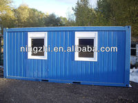ISO9001:2008 Certified Modular Container House/Home/Cabin