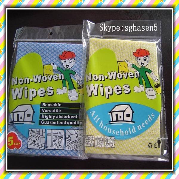 [FACTORY] High quality 70%viscose30%polyester kitchen wipes/cleaning rags/cloth,recycled cleaning cloth