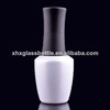 15ml grey UV nail gel bottle with dull