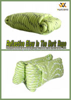"3/8"" x 50ft Outdoor Camping Reflective Glow In The Dark Tent Guy Rope"