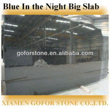 blue in the night granite, blue night granite slab, blues in the night granite