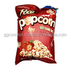 Poca Popcorn Strawberry flavor 35g
