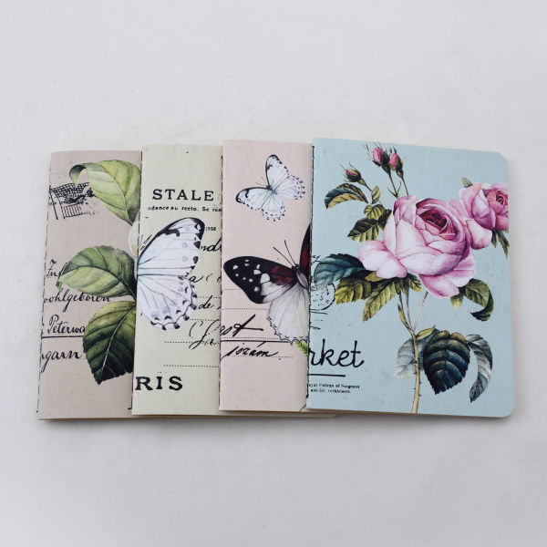 LANGUO customized vintagehard cover note book for students model:LGDL-2845