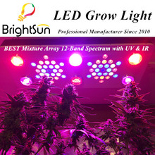 BrightSun COB LED Grow Light Quality Full Spectrum Dimmable for Seedling/Veg/Bloom Indoor Flower Medical Plant Smart Growing