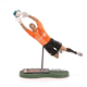 Custom Plastic football player Soccer Player Toy Action Figure