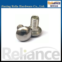 Made in China mushroom head carriage bolt