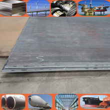 Fast delivery c75 a36 ss400 q245 steel plate grade for structural steel
