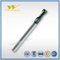2 Flute Stub Length cutting tool for Steel or Cast Iron Milling