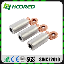 DTL-2 copper aluminium bimetal cable lugs types/cable lug size/cable terminal lugs