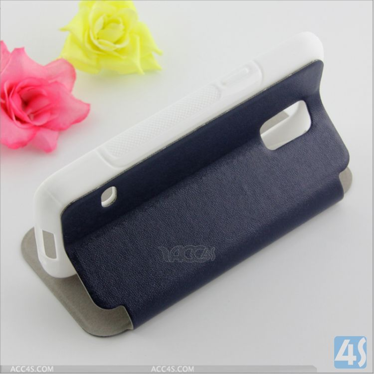 Alibaba China Leather Sublimation Case for Samsung Galaxy S5 Mini P-SAMG800PUCA003