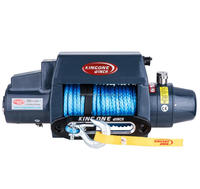 Electric TDS-12.0iSR auto high-speed winch