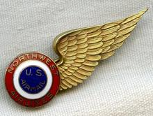Air force one wing golden army badge/lapel pin/emblem