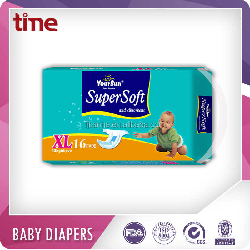 Manufacturers In India Cute Disposable Baby Diaper