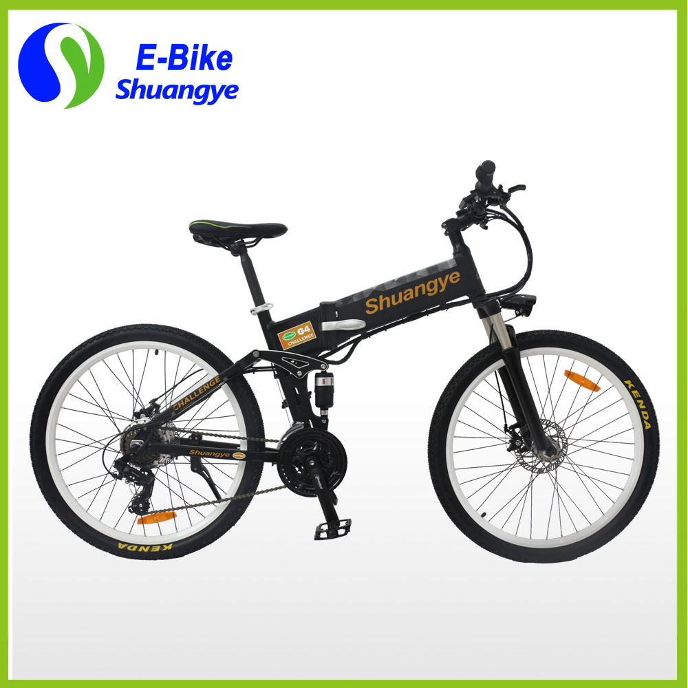 "26"" foldable 36v CE EN15194 bicycle electric"