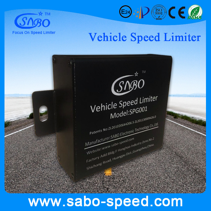 Programmable Car Speed Limiter Truck Lorry Mechanical Speed Control Equipment Small Size