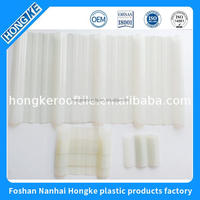 High quality transparent UPVC corrosion insulated roof sheet