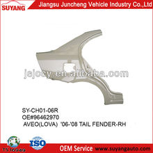 High Quality American Car Body Parts Chevrolet Aveo