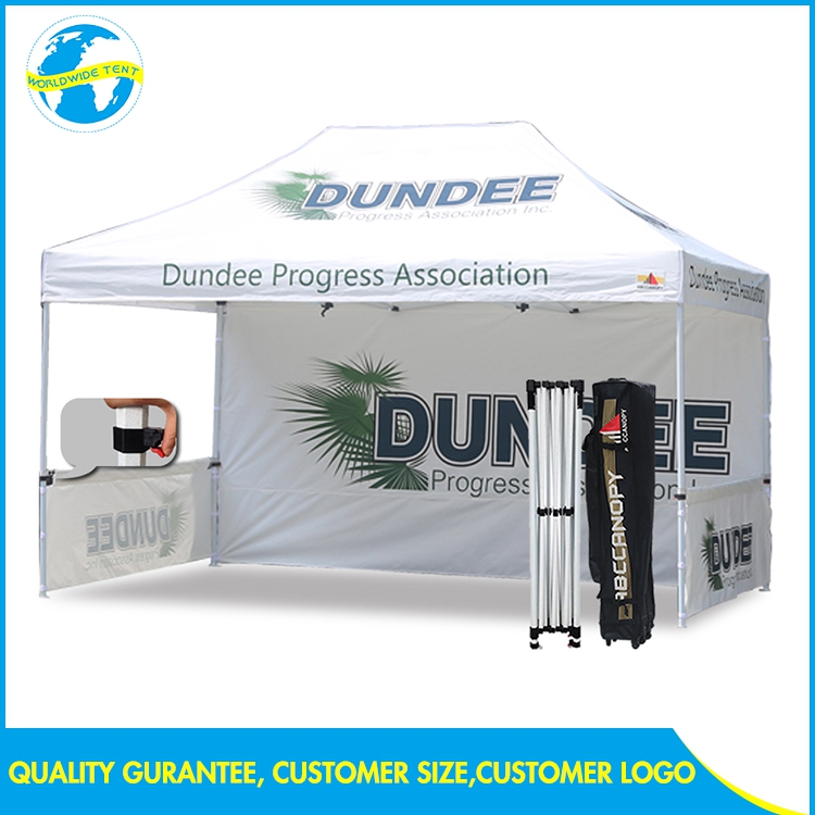 Commercial Tradeshow Trade Show Event Big Lot Outdoor Promotion Pop Up Tent