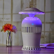 home appliance portable colorful table lamp & electric mosquito trapping mosquito killer