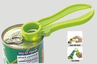 S/S+ABS 14.5*5.5*1.5 High quality kitchen tools dual purpose open/bottle opener /can opener/Portable can opener