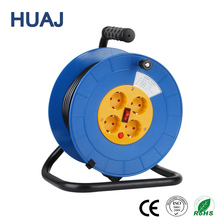 Copper Wire Multifunction Industrial Extension Cord Cable Reel