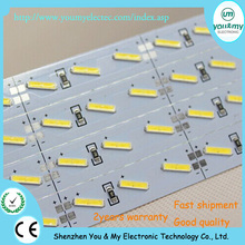 High brightness NEW style smd 8520 led rigid strip 72pcs leds 12mm width
