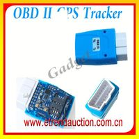12V Cars GPS Tracker With OBD Interpreter Heavy Duty Vehicle Fuel Consumption Reading Solution