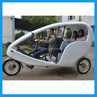 unique adult electric tricycle for passenger