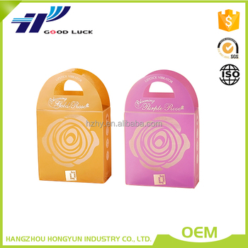 new design plastic box manufacturer / high quality folding PP/PVC/PET box packaging