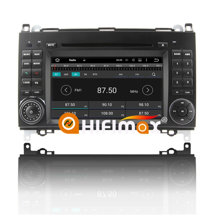 HIFIMAX Android 5.0 car gps radio for mercedes benz viano vito