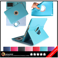 Keno Flip Leather TPU Back Cover Wake /Sleep Smart for iPad Mini 3 Case