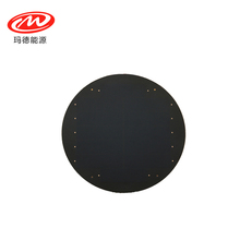 Monocrystalline Mini ETFEDiameter 132mm, Thickness 2.5mm 6.6V 1.74W Solar Panel/Small Sunpower Round ETFE Photovoltaic Panel