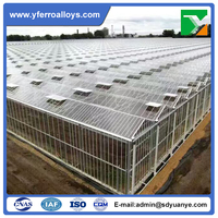 Multi Span Agricultureal Greenhouse Type Cheap
