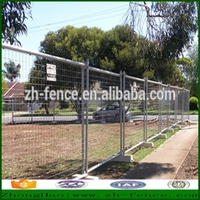 Hot sale temporary metal fence panel of residential housing sites