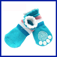 2015 Stylish Breathable Comfort High Quality Pet Shoe Socks for Dogs Cats