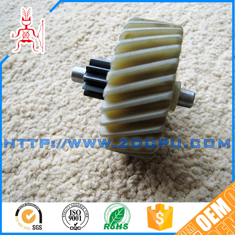 Industrial eco-friendly plastic ring gears