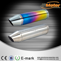 High Quality China motorcycle exhaust muffler exhaust pipe for Japan motor bike
