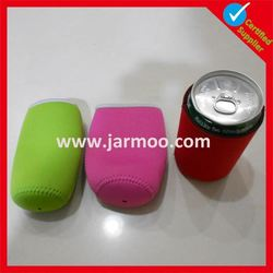 wholesale advertising neoprene beer bottle cover