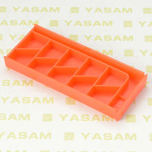 YASAM small ten grids plastic boxes for cutting tools