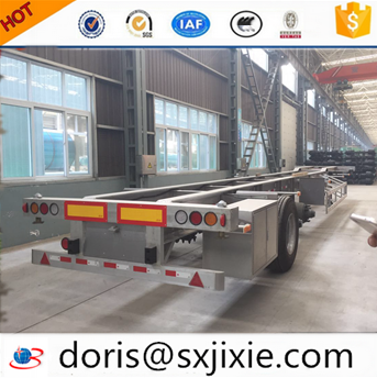 carbon steel truck trailer, container trailer, trophy truck chassis