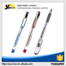Classical oil gel pen for promotion