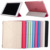 Hot selling Silk pattern deformation protectiver cover for ipad 9.7 2017,mixed color is ok