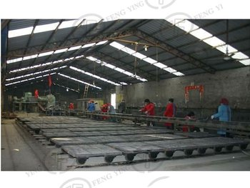 YF kiln and tunnel dryer for brick