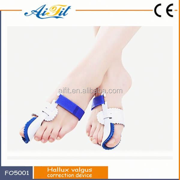 Feet care New Big Bone Toe Bunion Splint Corrector Foot Pain Relief Hallux Valgus pro for pedicure orthopedic braces