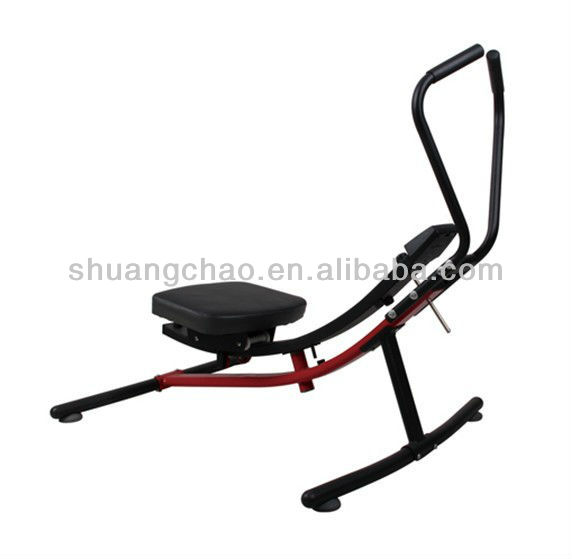 AB Single Glider/fitness stretch exercise machine