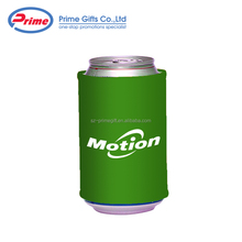 Custom Made Insulated Silicone Rubber Sleeve for Beer Can