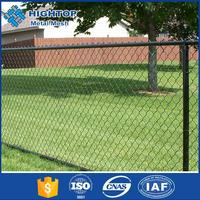 Cheap low price roll chain link fence/chain link fenc packed in roll
