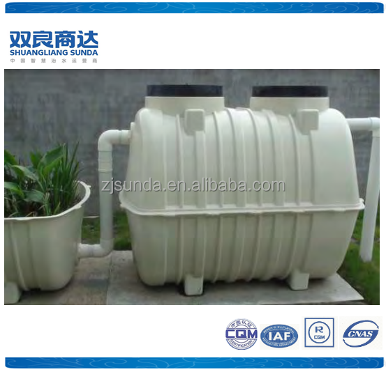 package wastewater treatment plant/biological sewage treatment